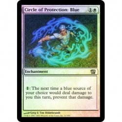 Circle Of Protection: Blue (foil)