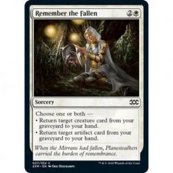 Remember The Fallen (foil)
