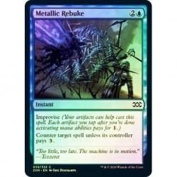 Metallic Rebuke (foil)