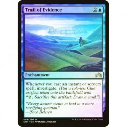 Trail Of Evidence (foil)