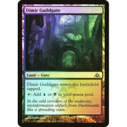 Dimir Guildgate (foil)