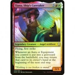 Tiana, Ship´s Caretaker (foil)