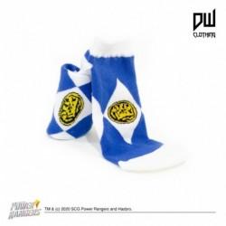 Medias Power Ranger Azul