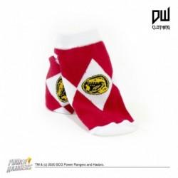 Medias Power Ranger Rojo