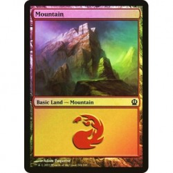 Mountain (244) (foil)