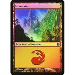Mountain (245) (foil)