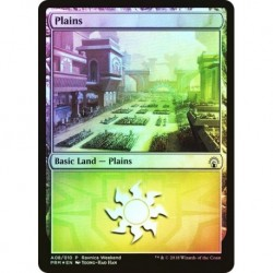 Plains (ravnica Weekend) (a08) (boros)