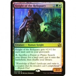 Knight Of The Reliquary (foil)
