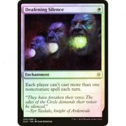 Deafening Silence Foil