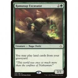 Ramunap Excavator