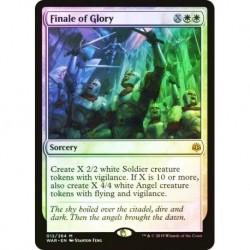 Finale Of Glory Foil