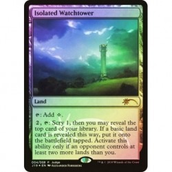 Isolated Watchtower (judge)