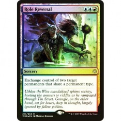 Role Reversal (prerelease) (war Of The Spark)