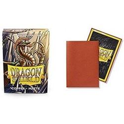 Folios Cartas X60 Jpn Dragon Shield Copper Matte