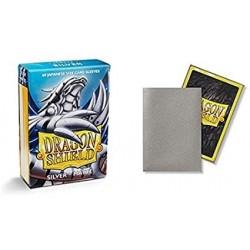 Folios Cartas X60 Jpn Dragon Shield Silver Matte