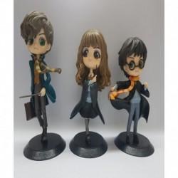 Set Harry Potter X3 Personajes 15cmts