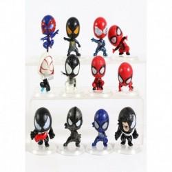 Set X12 Personajes Spiderman (precio X Unidad)