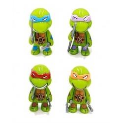 Tortugas Ninja Chibis X4