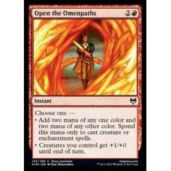 Open The Omenpaths