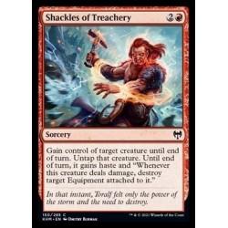 Shackles Of Treachery