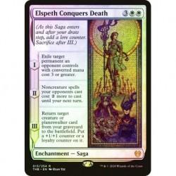 Elspeth Conquers Death Foil