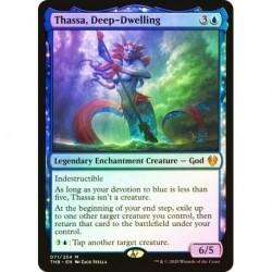 Thassa, Deep-dwelling Foil