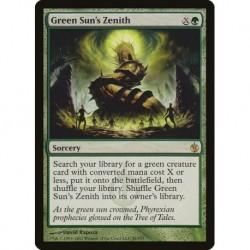 Green Suns Zenith