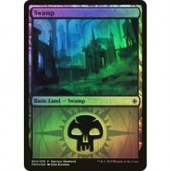 Swamp (b04) (foil)