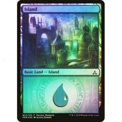 Island (b02) (foil)