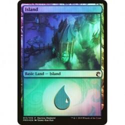Island (b10) (foil)