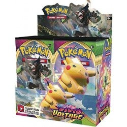 Booster Pokemon Vivid Voltage