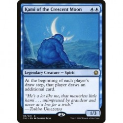 Kami Of The Crescent Moon