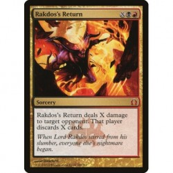 Rakdos´s Return
