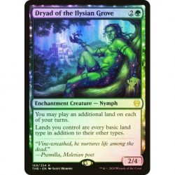 Dryad Of The Ilysian Grove Foil
