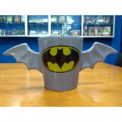 Taza Batman Gris