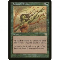 Natural Affinity