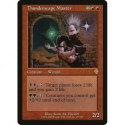 Thunderscape Master