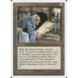 Library Of Leng