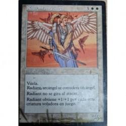 Radiant, Archangel Played Firmada