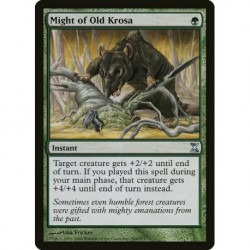 Might Of Old Krosa (hp)
