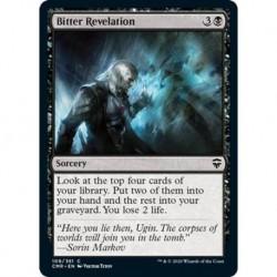 Bitter Revelation