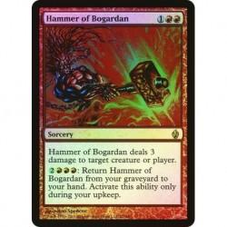 Hammer Of Bogardan Foil