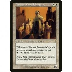 Pianna, Nomad Captain