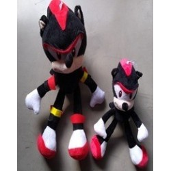 Peluche Sonic Shadow 30cmts