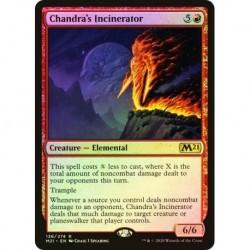 Chandra´s Incinerator (foil)