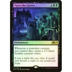 Open The Graves (foil)