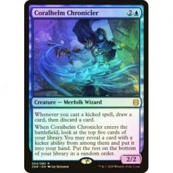 Coralhelm Chronicler (foil)