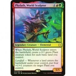 Phylath, World Sculptor (foil)