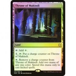 Throne Of Makindi (foil)