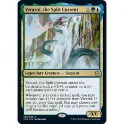 Verazol, The Split Current (foil)